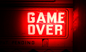 Game Over CC BY-NC 2.0 Thomas Hawk @ flickr.com_gaming und hate speech