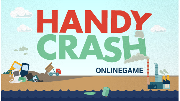 Online-Spiel Handy Crash