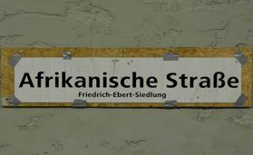 Berlin - U-Bahnhof Afrikanische Straße - Linie U6 - Bauzustand 06/2012 CC BY-SA 2.0 Ingolf @ flickr.com - Audiowalk